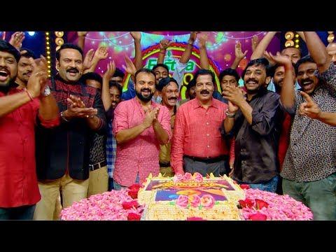 Comedy Utsavam Celebrates 50th Episode🎂   Flowers TV