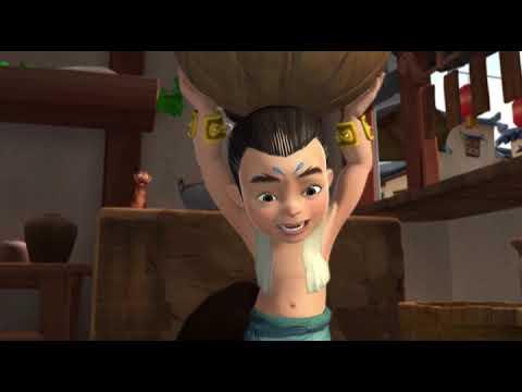 Kung Fu Masters 3 2018 HDRip animation