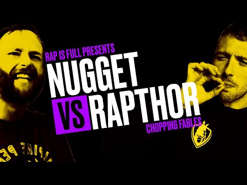 Rap Is Full | Nugget vs Rapthor | #ChoppingFables