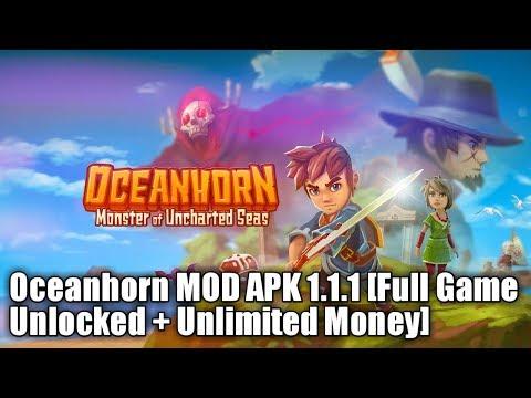 Oceanhorn MOD 1.1.1 [Full Game Unlocked + Unlimited Money]