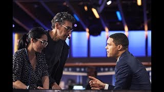 THE DAILY SHOW WITH TREVOR NOAH EXECUTIVE PRODUCER STEVE BODOW TO DEPART