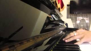 Điều em lo sợ Piano cover