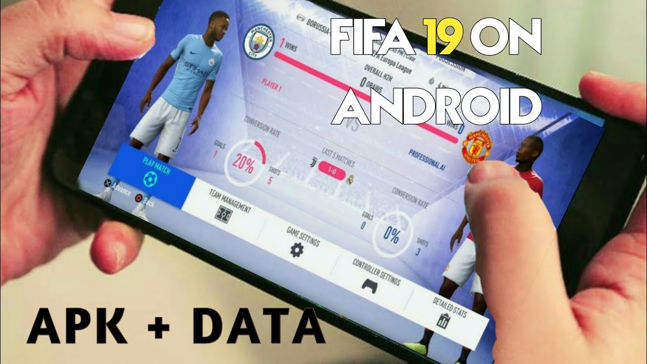 How to download Fifa 19 on android [apk+data]   offline