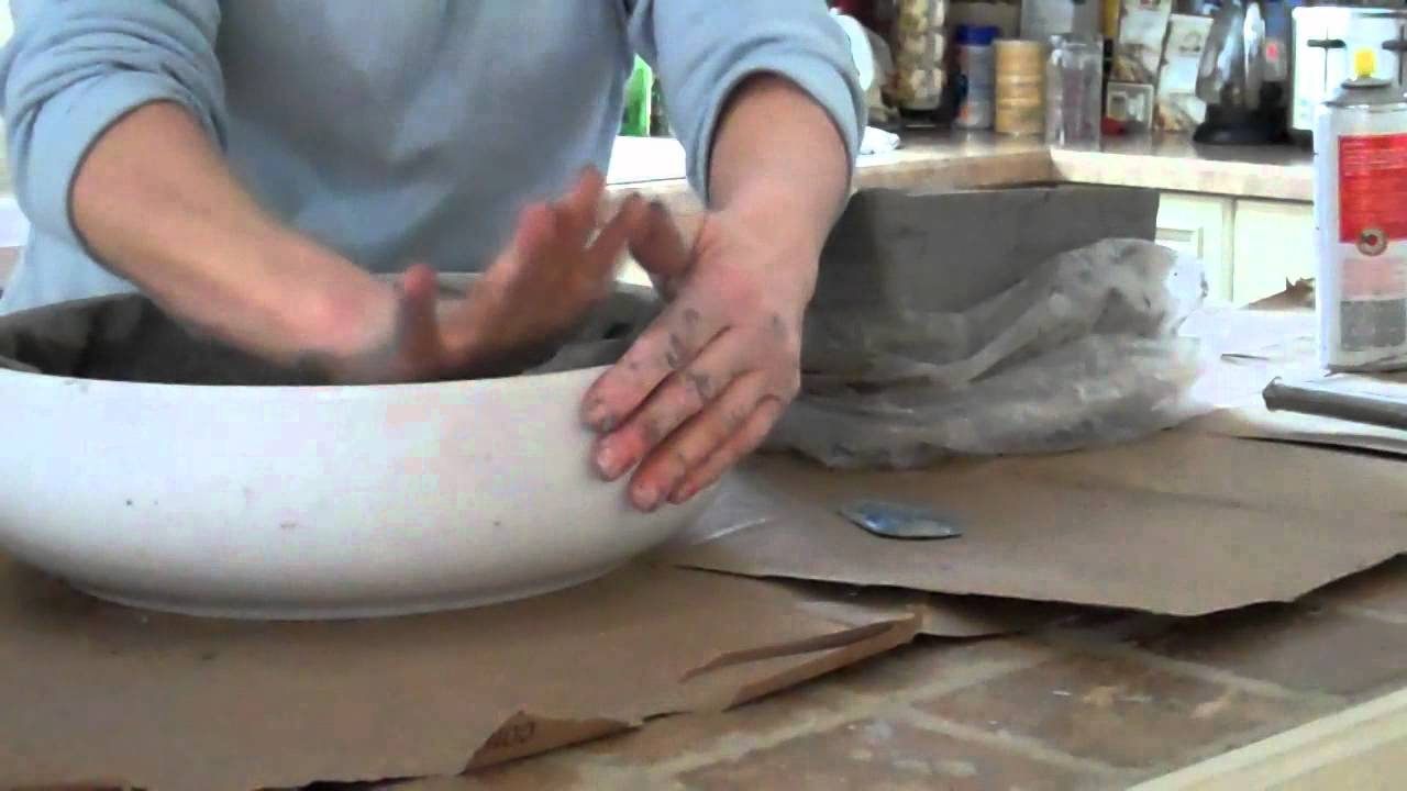 How To Make a Hump Slump Mold Pottery