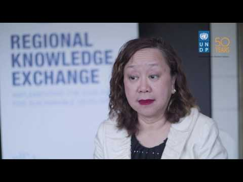 In Conversation: Dr Lisa Bersales, National Statistician, Philippines Statistics Authority