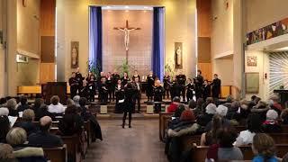 Anthem - Stravinsky - Récital Maîtrise en direction chorale Mélodie Rabatel