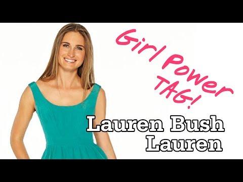 Lauren Bush Lauren - Girl Power Tag