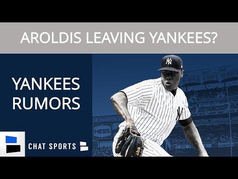 Yankees Rumors: Bryce Harper To New York, Manny Machado To White Sox, & Aroldis Chapman Leaving