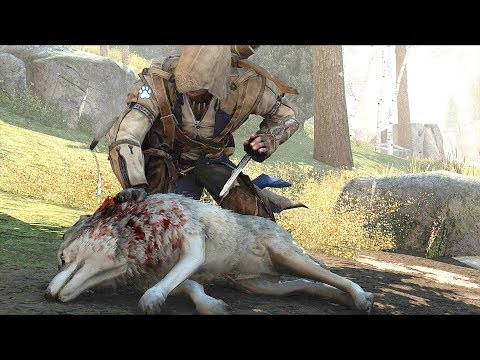 Assassin's Creed 3 Frontier Hunting With Master Connor Ultra Settings thumbnail