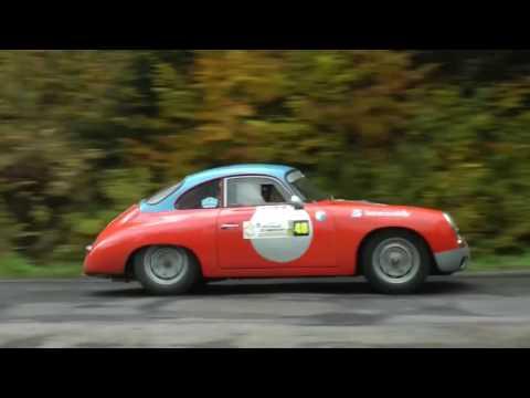 50 Rajd Żubrów 2016 - Bruno Riccardi / Alessandro Corsini - Prsche 956 | MaxxSport |