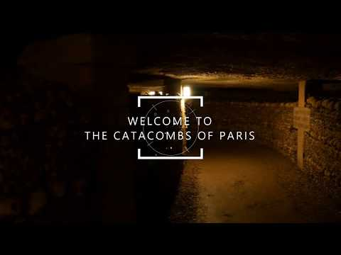 Paris Catacombs by Universal Tour Guide