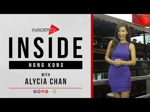 INSIDE Hong Kong with Alycia Chan | Travel Guide | March 2018