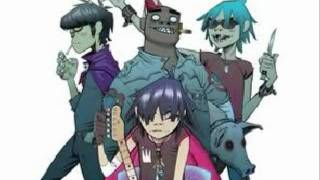 Gorillaz Clint Eastwood phase two