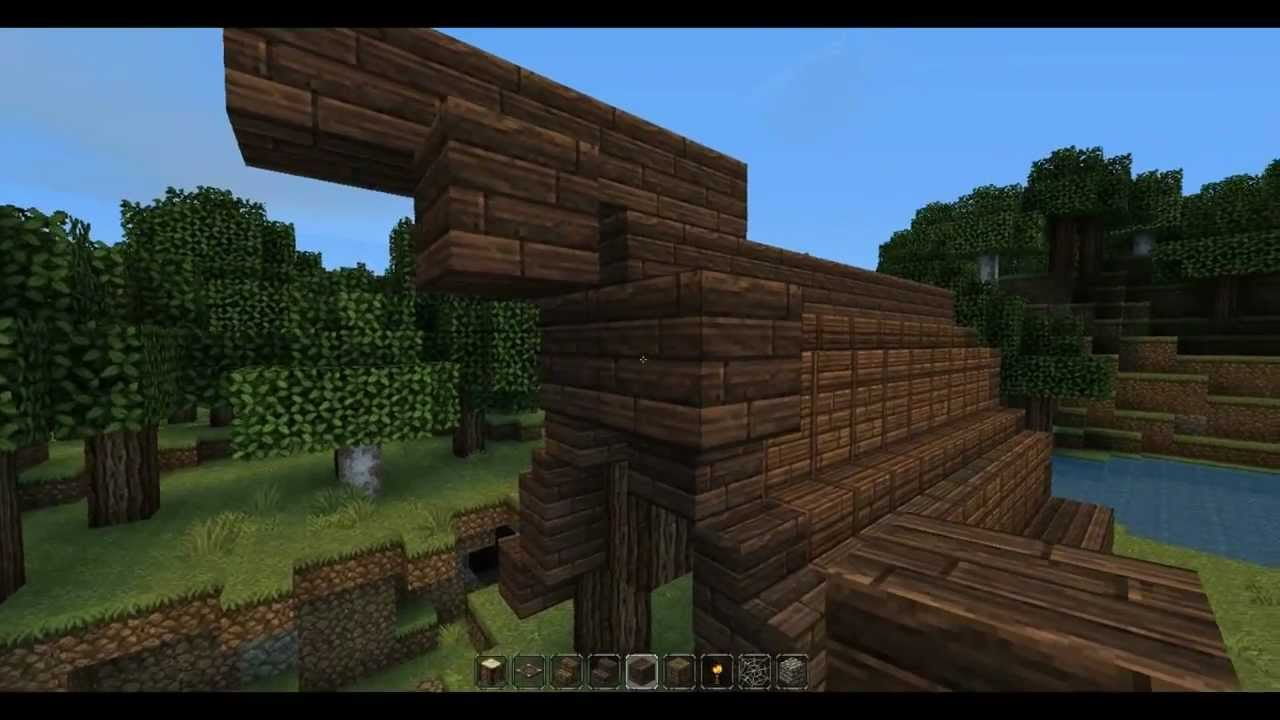 minecraft house tutorial small viking house youtube