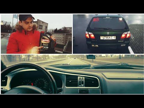 TURBO NISSAN SR20DET.ШАШКИ В ГОРОДЕ. Динамика и расход.Nissan Primera P11.