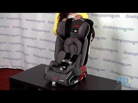 Radian RXT Convertible and Booster Car Seat from Diono - YouTube