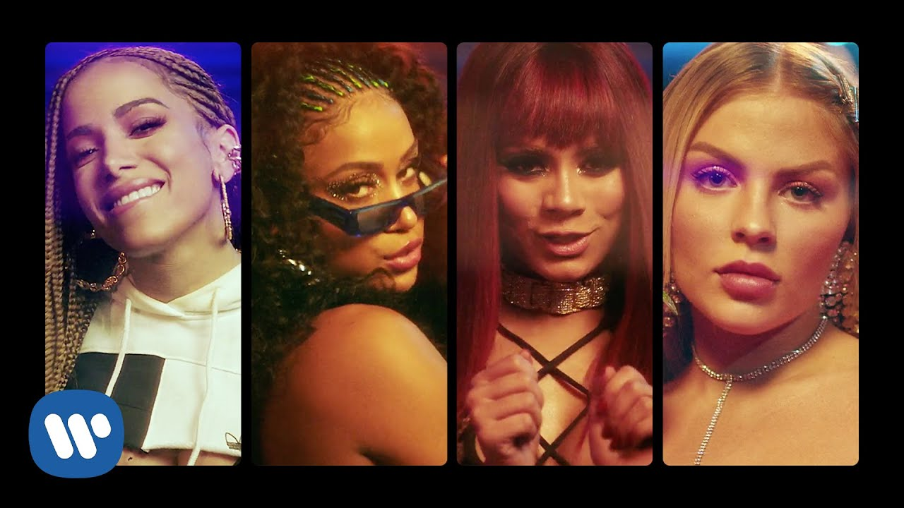 Anitta, Lexa, Luisa Sonza feat MC Rebecca - Combatchy (Official Music Video)