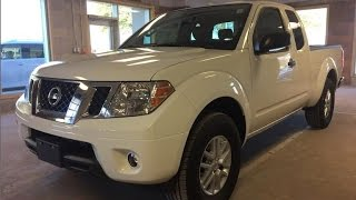 2017 Nissan Frontier 4WD King Cab SWB Auto SV