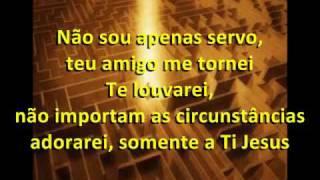 Te Louvarei - Toque no Altar, com letra