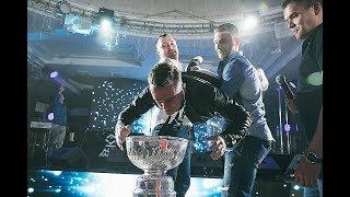 Alex Kafer Show на вечеринке Stanley Cup (Кубок Стэнли)