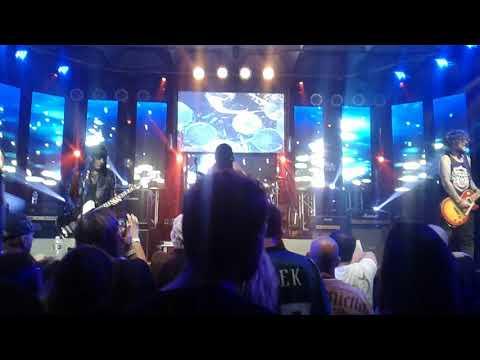 L. A . Guns -  Malaria (Live) Culture Room February 10, 2018