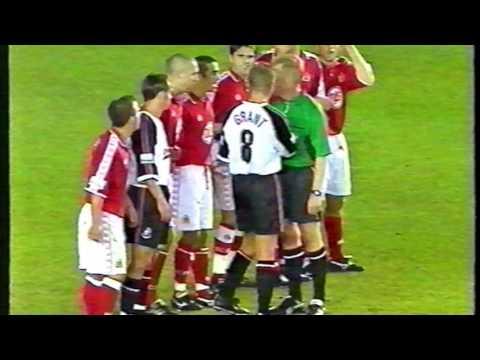 2000 - 2001 Bristol City