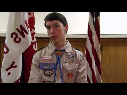 Troop #399 Scouts Interview
