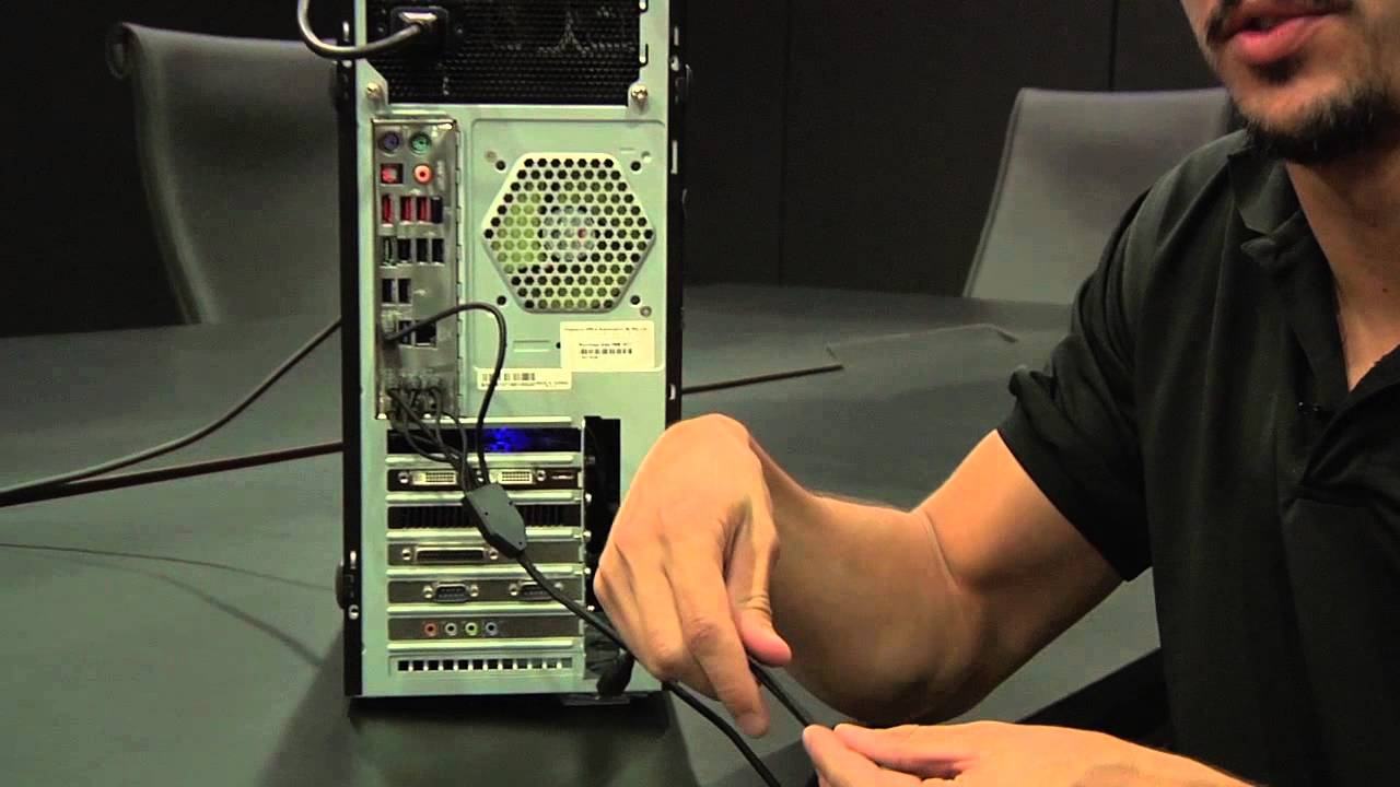 The Razer Tiamat 7 1 Video Setup Guide Youtube