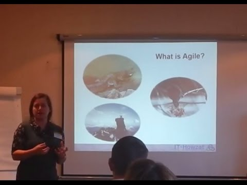 Agile for SMEs - growing your business