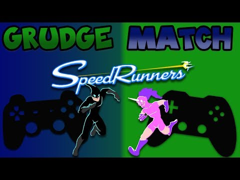 Grudge Match Season 2: SpeedRunners #2 | Can Mike Win A Point?