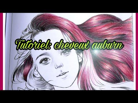 Tutoriel Degrade Aux Crayons De Couleur Coloriage Adulte Youtube