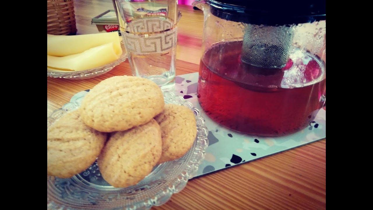 Biscuits Tres Facile A Faire دواز أتاي سهل جدا Youtube