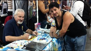 He-Man and The Masters of the Universe Interview with Animator Tom Cook! NYCC