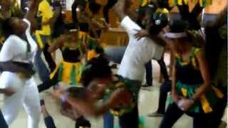 Central High and Denbigh High-Harlem Shake jamaica day version