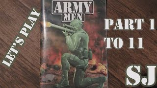 Let's Play | Army Men 1 PC #1