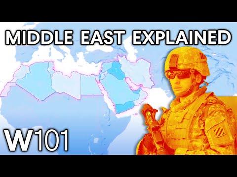 Middle East \u0026 North Africa Explained   World101