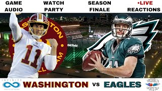 ... #washington #eaglesi'm troxel's sports talk co-founder of the infinite network (isn) s...