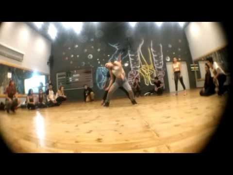 ayo jay - the vibe (choreography by Agustin Rivas)