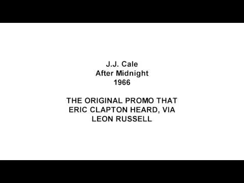 JJ Cale - Affter Midnight (1966) Original Liberty Single