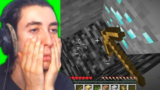 Reacting to noobs playing Minecraft for the first time...