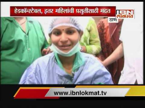 This Woman Minakshi Who Delivered Baby On Thane Railway Station