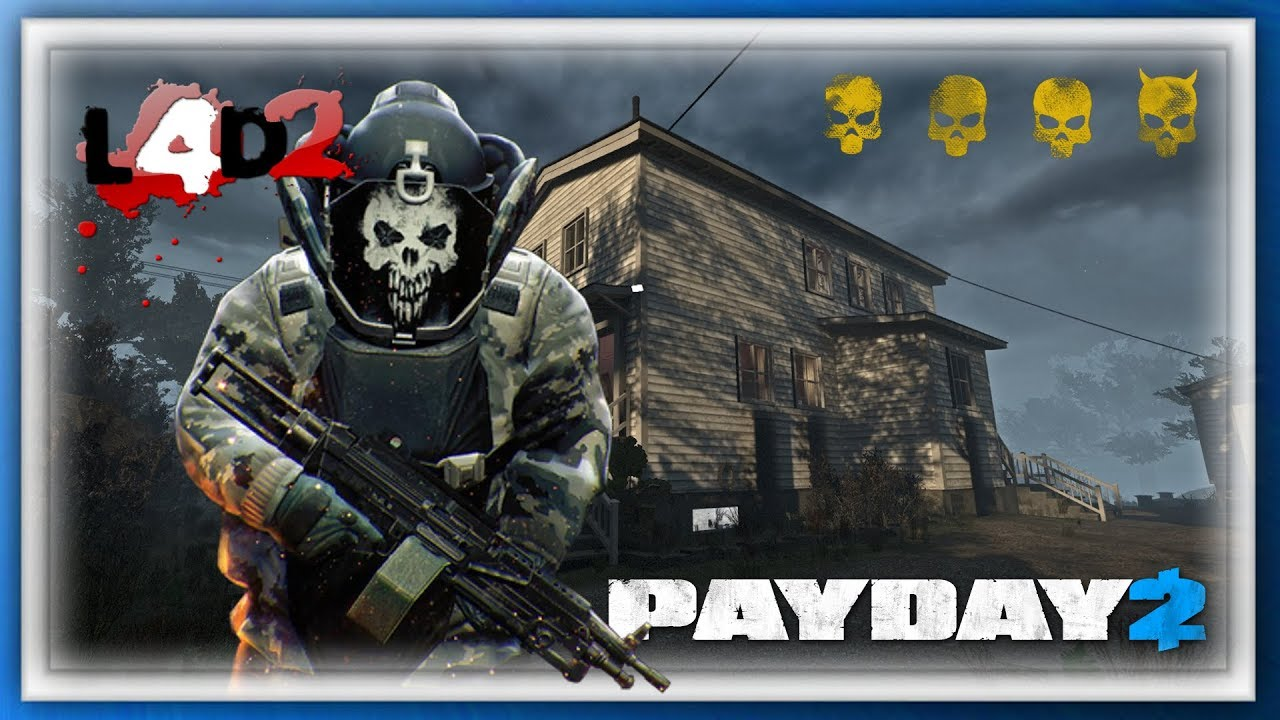 Left 4 Dead 2 | PayDay 2 | Custom Zombies (L4D2)