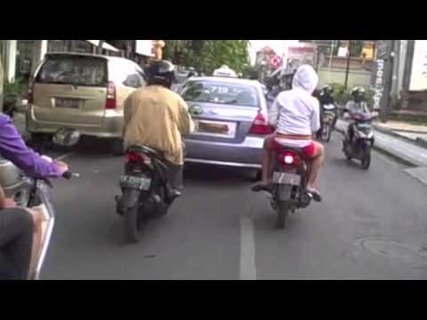Road Safety in Bali