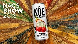 NACS 2018 Video: KÖE Kombucha Looks to Differentiate Via Shelf-Stability, Flavor