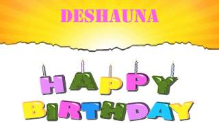 DeShauna   Wishes & Mensajes - Happy Birthday