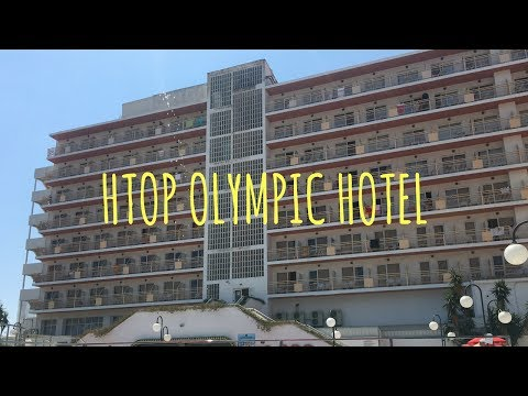 HTOP Olympic Review | Calella | Family Travel Vlog | SPAIN travel