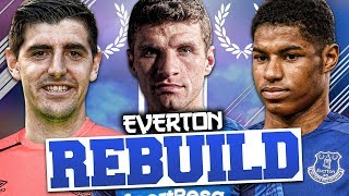 REBUILDING EVERTON!!! FIFA 18 Career Mode