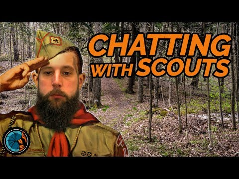 Did I Get My Disability Awareness Badge? Chatting With Boy Scouts