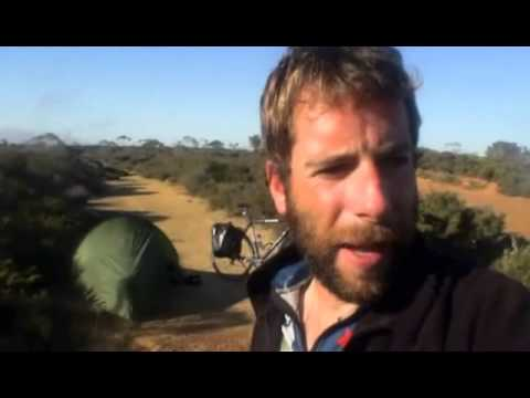THE MAN WHO CYCLED THE WORLD EP3
