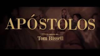 capa de Apóstolos de Tom Bissell